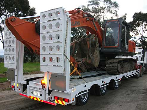 Cartage & Machine Transport Gippsland