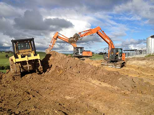 Earthmoving & Excavation Gippsland