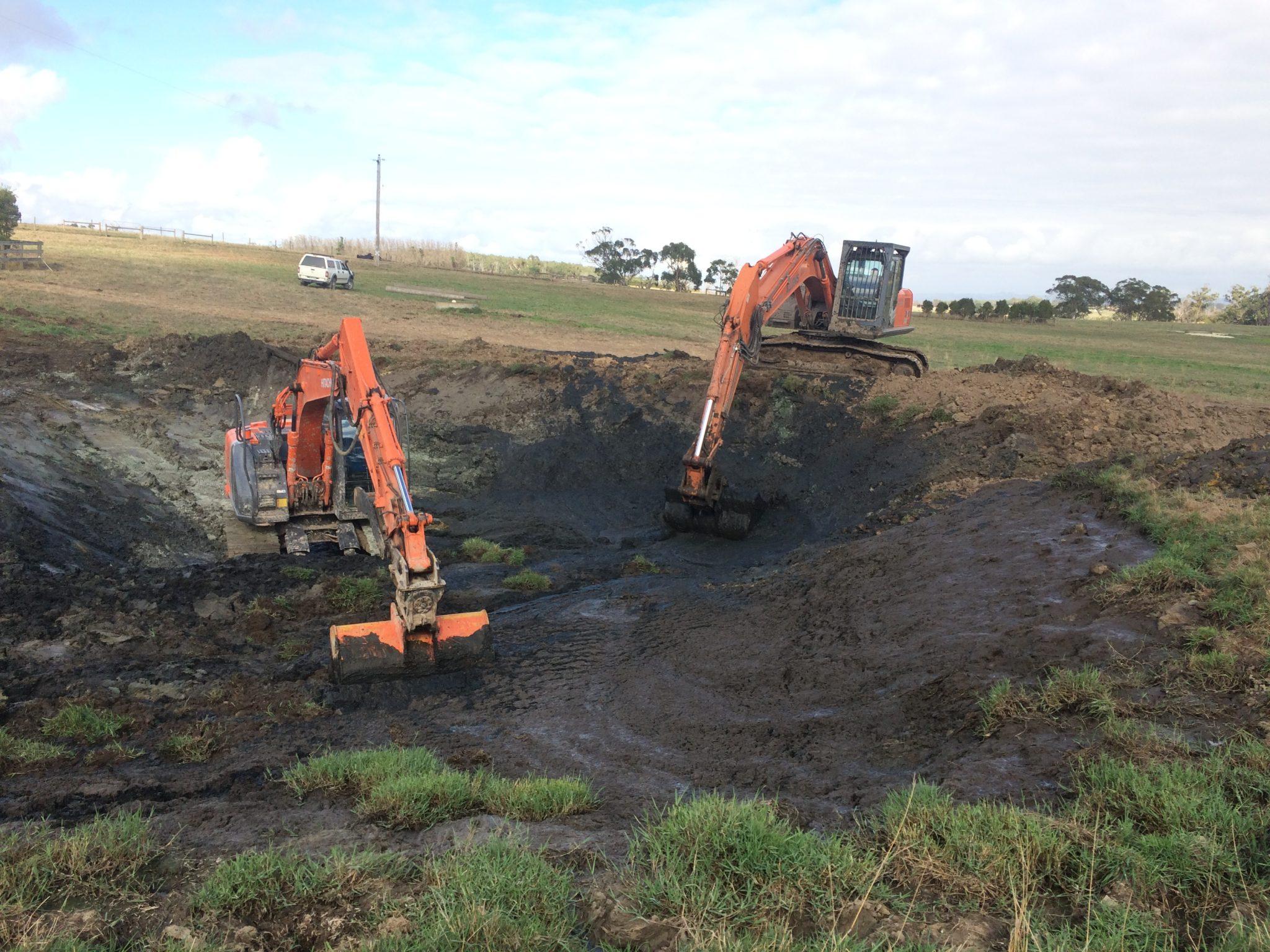 farm-contracting-effluent-pond-cleanouts