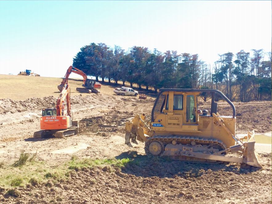 South Gippsland Earthmoving & Excavation